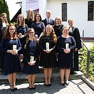 Konfirmation, 4.06.2017, 13:30 Uhr