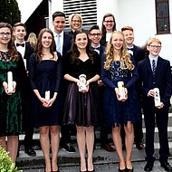 Konfirmation Petrusgemeinde 14.05.2016